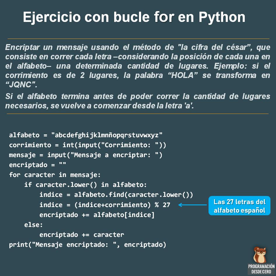 Ejercicio Python