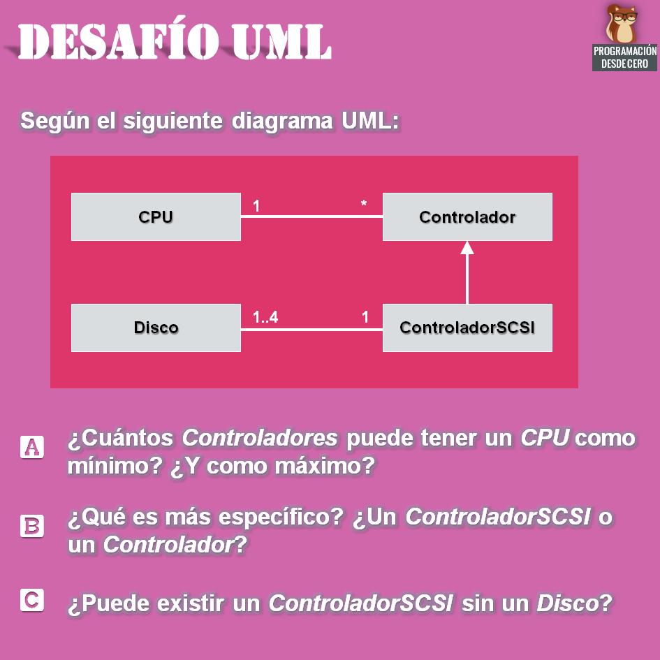 desafío UML número 1